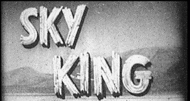 The SKY KING logo